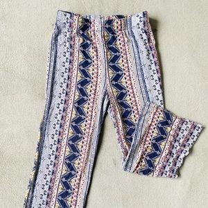 Art Class Boho Pants